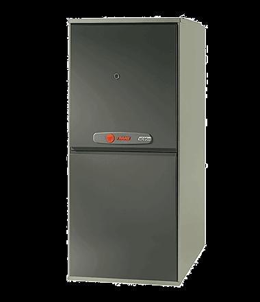 trane furnace heating system